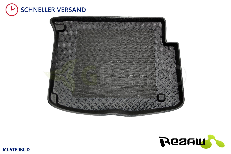 Gummi Kofferraumwanne Anti-Rutsch für VW Polo V 6R ab Bj.06//2009 unterer Boden N